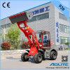 Артикулированный малый затяжелитель фабрики компакта 1ton Китая с Ce