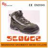 Preço de aço preto RS236 das sapatas de segurança