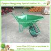 정원 (WB6414)를 위한 유럽 Plastic Wheelbarrow
