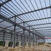 Angestrichenes vorfabriziertes Stahlkonstruktion-Gebäude
