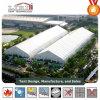 Grande tente commerciale d'envergure claire extérieure de toit incurvée par PVC de blanc à vendre