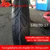 Reifen-Hersteller in China-Motorrad-Gummireifen/in Motorrad-Reifen-schlauchlosem Reifen 140/70-17