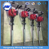 Schienen-Abdämmen-Hilfsmittel mit hochwertigem, Abdämmen-Ramme-Maschine