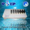 Входной GoIP VoIP GSM портов прекращения 16 звонока