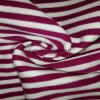 テリー布フランスのテリーまたは縞または編むファブリックかBamのブーイング