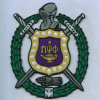 Der Zaun der Symbol-Änderung am Objektprogramm gesponnenen Stickerei Badges (GZHY-PATCH-015)