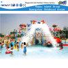 Стекло волокна брызга воды для спортивной площадки парка воды (HD-6101)
