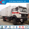 North Benz 4X2 180HP Refrigeator Truck for Sale