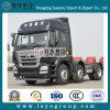 Sinotruk Hohan J5g 6X2 트랙터 트럭 대형 트럭