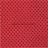 폴리에스테 Sportwear 단화를 위한 경량 빨간 메시 직물
