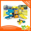 Diapositiva espiral divertida del mini de los cabritos equipo al aire libre del juego para la venta