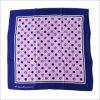 Новой шарф полиэфира логоса конструкции напечатанный формой Silk (SF-004)