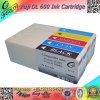 2017 Nouveau Fujifilm Dl600 Cartouches d'encre 700ml Set 5 couleurs Dl-600 Encre