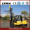 Китай платформа грузоподъемника 3.5 тонн гидровлическая тепловозная