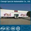 Camion d'étape extérieure de la marque LHD de Jianghuai 4X2 JAC