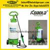 pulvérisateur de batterie de l'eau du jardin 12L, pulvérisateur électrique de chariot
