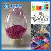 希土類ネオジムの硝酸塩のピンクの水晶