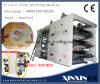 Farben-flexographische Drucken-Maschine des Luft-Spannkraft-Steuer6