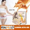 Dimagramento del tè per grasso bruciante, tè del latte per perdita di peso