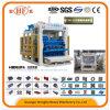 Terminar la máquina de fabricación de ladrillo automática llena del cemento con el Ce (QT10-15D)