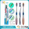 Toothbrush adulto de nylon macio