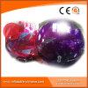 Bola Z1-007 del hámster del PVC que recorre 0.8m m del agua transparente del espesor
