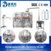 8 заполняя машин завода бутылки минеральной вода головок заполняя