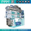 Máquina da pelota da alimentação do Aqua com o condicionador e o Ddc da camada dobro