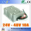 O conversor da C.C. da C.C. intensifica 24V ao regulador de tensão do poder superior de 48V 10A 480W