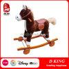 Le bébé de matériel de cour de jeu d'enfants de cheval d'oscillation badine le jouet