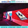 Afficheur LED visuel d'intérieur polychrome de panneau du mur P2/P2.5/P3/P3.91/P4/P4.81 d'Osarled