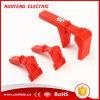 Válvula de bola ajustable de seguridad Bloqueo y Etiquetado