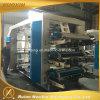 Buena maquinaria de impresión flexográfica de 6 colores
