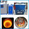 Horno fusorio de aluminio de la máquina de calefacción de inducción