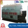 Caldaia industriale del carbone della griglia della catena del tubo di fuoco per generare vapore