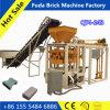 半自動コンクリートは舗装のマキシの煉瓦作成機械をかみ合わせる