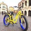 [48ف] [500و] إطار العجلة سمين درّاجة كهربائيّة لأنّ إمرأة