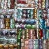 Handmade стеклянные бусины Lampwork