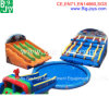 膨脹可能なGiant Water Slide、Pool、Water Park Equipment Water Slide (BJ-W24)のためのPVC Inflatable Slide