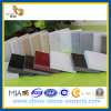 Solid Polished Surface Quartz Stone pour Kitchen Countertop (YQZ-QS1013)