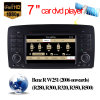 Lettore DVD dell'automobile per benz R (W251) / Benz Gl (W463) / Benz ML (W164) (HL-8824GB) con Auto DVD GPS Navigation