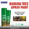 Indicatori dell'albero dello spruzzo di aerosol, vernice della marcatura dell'albero, vernice di legno della marcatura, vernice della marcatura della foresta