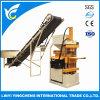 Qt1-10フルオートマチック油圧粘土のブロック機械
