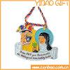 Medalha fundida da alta qualidade esmalte macio feito sob encomenda (YB-m-022)