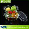 Cocotte en terre en verre de Borosilicate de qualité réglée (TM8011)