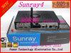 Sunray4 sintonizador triple S/C/T tres en un 800se SIM2.10