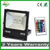 良質100W RGB屋外LEDの洪水ライト