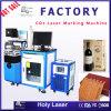 De hete Laser die van Co2 van de Verkoop Machine voor de Oppervlakte van het Glas merkt