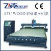 Гравировальный станок Woodworking CNC Atc/ATS, автоматическое изменение инструмента