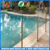 명확한 건물 유리 석판을 검술하는 싼 가격 수영풀